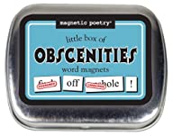 Magnetic Poetry – Little Box of Obsce…