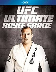 UFC: Ultimate Royce Gracie BD [Blu-ray]