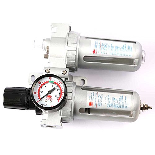 Sanvn Condensates with Compressed Air Water Release Bottom Air Filter Regulator