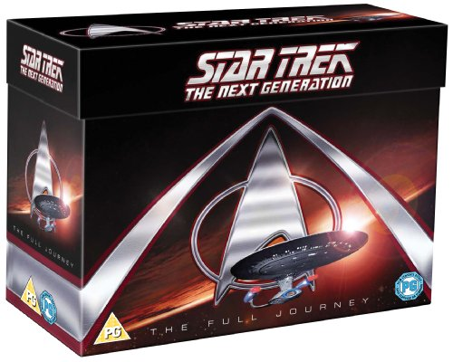 Star Trek: The Next Generation Complete [DVD]