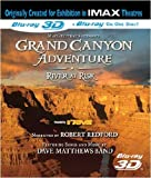 Grand Canyon Adventure [Blu-ray 3D] [Import anglais]