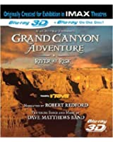 IMAX - Grand Canyon Adventures-River At Risk 3D (Blu-ray 3D) [Region A]