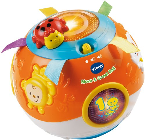 Vtech - Move & Crawl Electronic Activity Ball