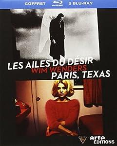 Wim Wenders - Les ailes du désir + Paris, Texas [Blu-ray]