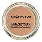 Max Factor Miracle Touch Foundation 80 Bronze 12 ml