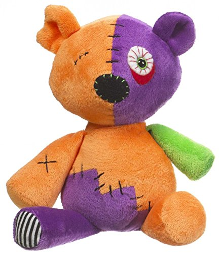Bear Zombiology 10 Inch - Halloween Stuffed Animal by Ganz (HW10669) - 1