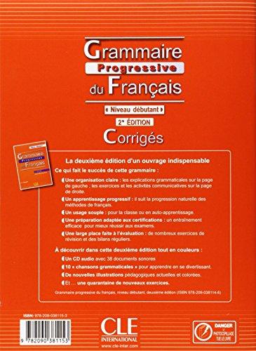 grammaire progressive du francais avec 680 exercices pdf