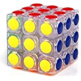 Smiles Creation Smiles Creation 3X3X3 Cube Smooth Rotation Cubes Toy For Best Experience - Develops Your Concentration, Patience, Problem Solving, Logical For Kids