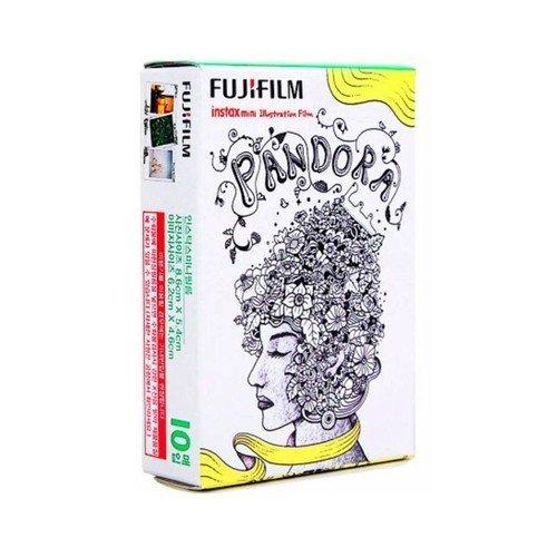Best Buy! Fujifilm Instax Mini Pandora Film (Pack of 10)