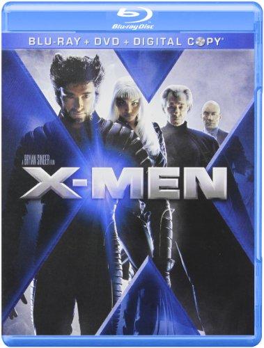 X-Men (Blu-ray/DVD Combo + Digital Copy)