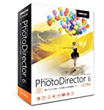 PhotoDirector 6 Ultra 通常版