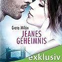 Jeanes Geheimnis Hörbuch von Greta Milán Gesprochen von: Günter Merlau