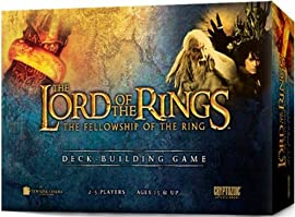 Lord of The Rings: The Fellowship of The Ring Deck Building Game by Cry...