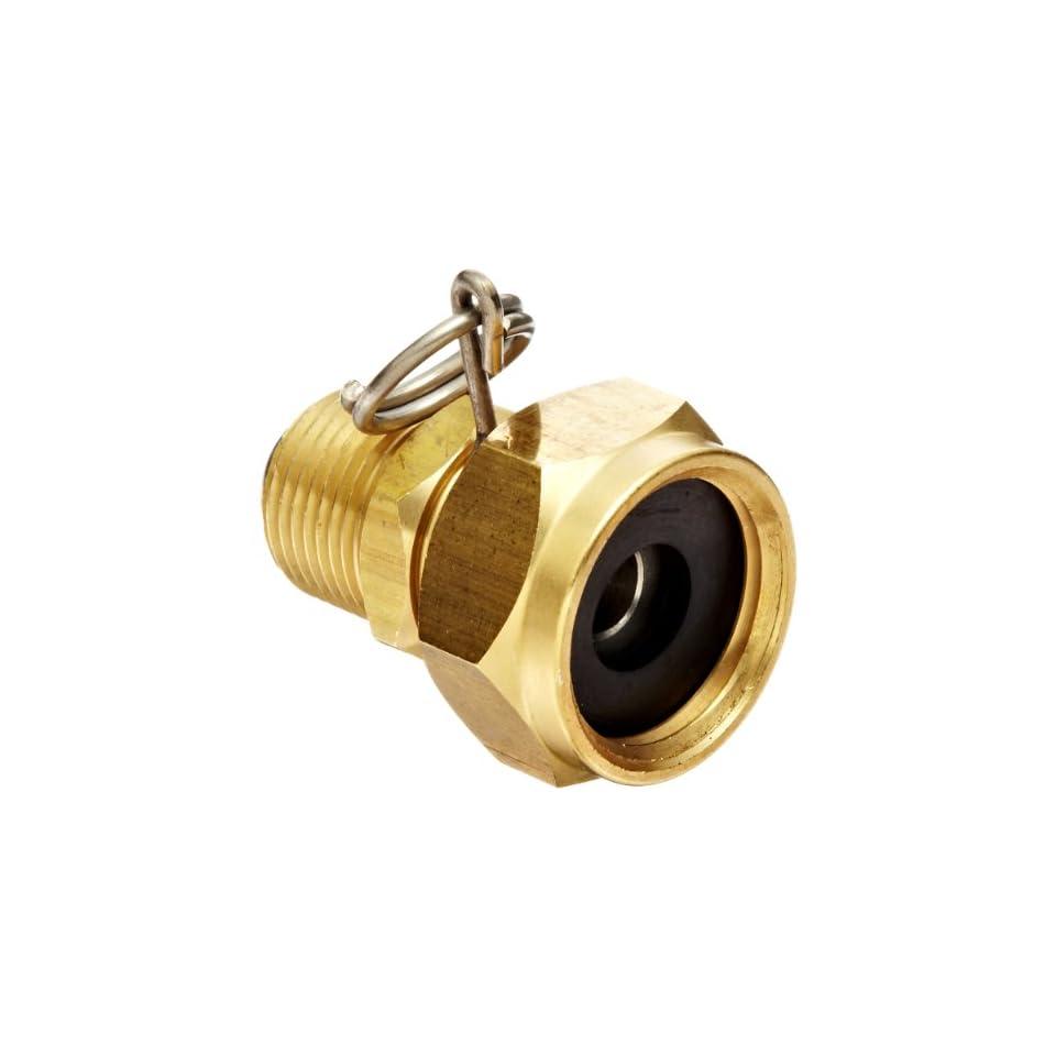 Dixon bmas brass washdown spray gun fitting swivel