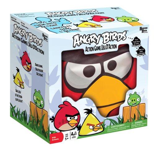 Imagen de Angry Birds juego 3D de acción interior y exterior