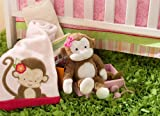 Kids Line Plush Toy, Miss Monkey