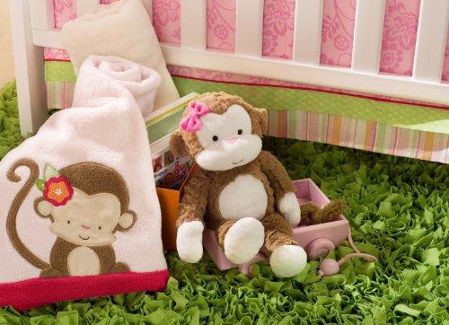 Nursery Bedding For Girls 1377 front