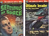 Sentinels of Space / The Ultimate Invader and Other Science-Fiction (Ace, No. D-44)