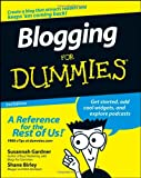 Blogging For Dummies (For Dummies (Computers))