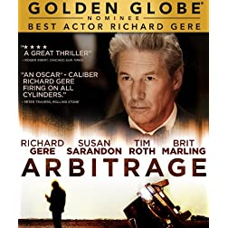 Arbitrage [Blu-ray]