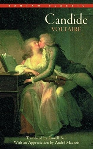 Candide – Voltaire[Penguin books] (Annotated)