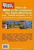 echange, troc  - Guide Plan Plans Nice et 23 Communes des Alpes Maritimes