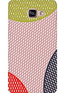 AMEZ designer printed 3d premium high quality back case cover for Samsung Galaxy A5 2016 (abstract )