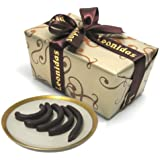 Leonidas Belgian Chocolates: 1 lb Signature Orangettes - Dark Chocolate Covered Orange Peel