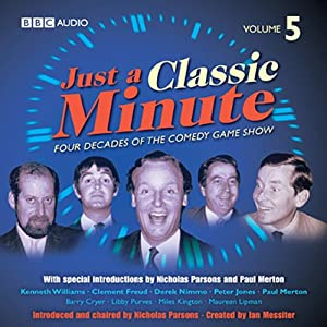 Just a Classic Minute, Volume 5 Radio/TV