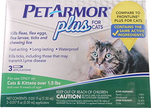 petarmor-3-count-plus-for-cats-flea-and-tick-squeeze-on-15-lb