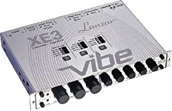 See Lanzar VIBEXE3 Vibe Half DIN In-Dash 3 Way Electronic Crossover/5 Band Equalizer Details