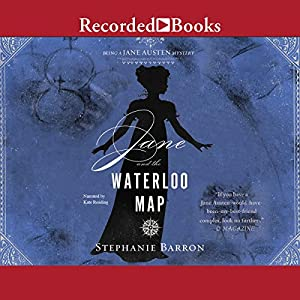 Jane and the Waterloo Map Audiobook