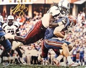 Autographed Jadaveon Clowney Photo - Jadeveon 11x14 PSA DNA T38880 - Autographed... by Sports+Memorabilia