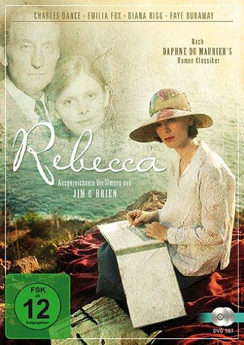 Rebecca - Die komplette Serie (2-Disc-Set)