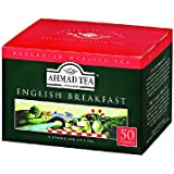 Ahmad English Breakfast Tea 50 Pack