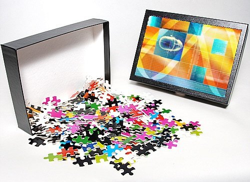 Photo Jigsaw Puzzle of Genetic code from Science Photo Library