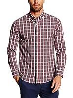 Valecuatro Camisa Hombre (Rojo / Verde)