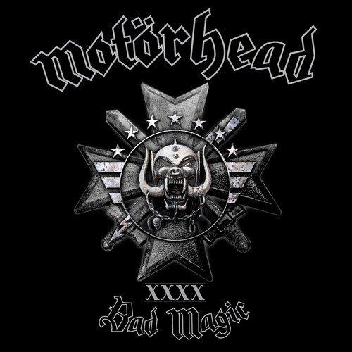 CD : Motorhead - Bad Magic (United Kingdom - Import)