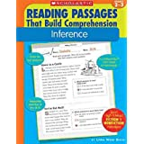 Inference (Reading Passages That Build Comprehensio)by Linda Ward Beech