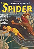 The Spider: The Devil's Paymaster (0809550849) by Stockbridge, Grant