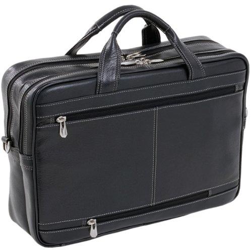 mcklein-siamod-15565-mckleinusa-kenwood-s-series-15565-double-compartment-laptop-case-shoulder-strap