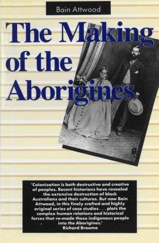 Making of the Aborigines PDF