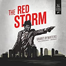 The Red Storm (       UNABRIDGED) by Grant Bywaters Narrated by Kevin Kenerly