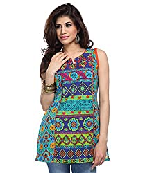 ENAH mughal inspired print tunic