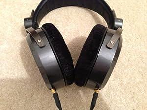 HiFiMAN HE-500 Open Back Orthodynamic Planar Magnetic Sensitivity Headphones