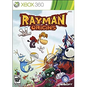 Rayman Origins Video Game for Xbox 360