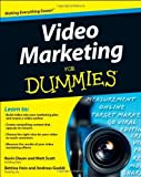 img - for Video Marketing For Dummies by Kevin Daum (4-May-2012) Paperback book / textbook / text book