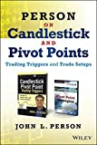 img - for Person on Candlesticks and Pivot Points: Trade Setups and Triggers (Book/DVD Set) book / textbook / text book