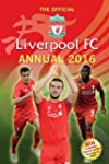 The Official Liverpool FC Annual 2016...