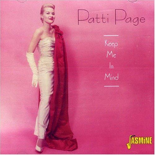 Patti Page - Keep Me In Mind - Lyrics2You